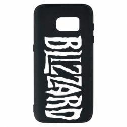 Чохол для Samsung S7 Blizzard Logo