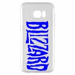 Чохол для Samsung S7 EDGE Blizzard Logo
