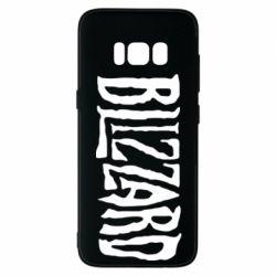 Чохол для Samsung S8 Blizzard Logo