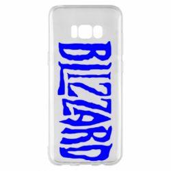 Чохол для Samsung S8+ Blizzard Logo