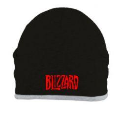 Шапка Blizzard Logo - FatLine