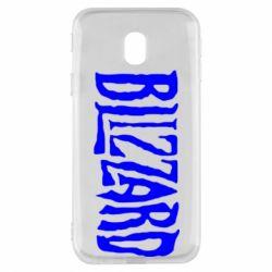 Чохол для Samsung J3 2017 Blizzard Logo