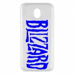 Чохол для Samsung J5 2017 Blizzard Logo