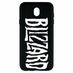 Чохол для Samsung J7 2017 Blizzard Logo