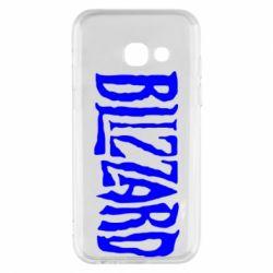 Чохол для Samsung A3 2017 Blizzard Logo