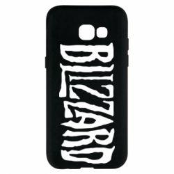 Чохол для Samsung A5 2017 Blizzard Logo