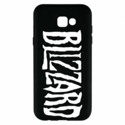Чохол для Samsung A7 2017 Blizzard Logo