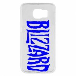 Чохол для Samsung S6 Blizzard Logo