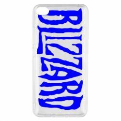 Чохол для Xiaomi Mi 5s Blizzard Logo