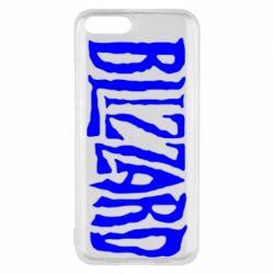 Чохол для Xiaomi Mi6 Blizzard Logo