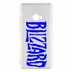 Чохол для Xiaomi Mi Note 2 Blizzard Logo