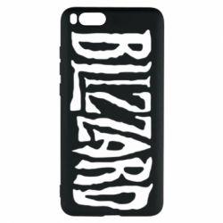 Чохол для Xiaomi Mi Note 3 Blizzard Logo