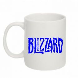 Кружка 320ml Blizzard Logo - FatLine