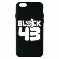 Чехол для iPhone 6/6S Block 43