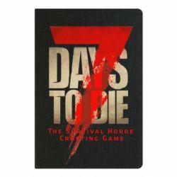 Блокнот А5 7 Days To Die