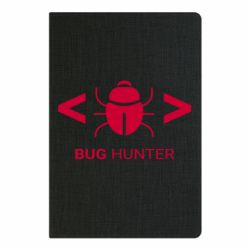 Блокнот А5 Bug Hunter