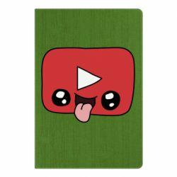 Блокнот А5 Cheerful YouTube