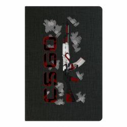 Блокнот А5 CSGO and gun