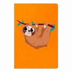 Блокнот А5 Cute sloth