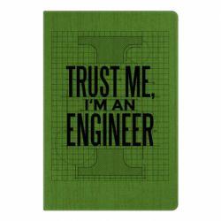 Блокнот А5 Довірся мені я інженер