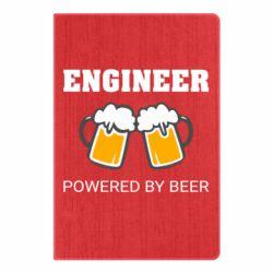 Блокнот А5 Engineer Powered By Beer
