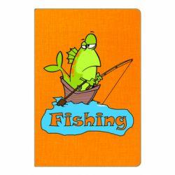Блокнот А5 Fish Fishing