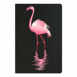 Блокнот А5 Фламинго