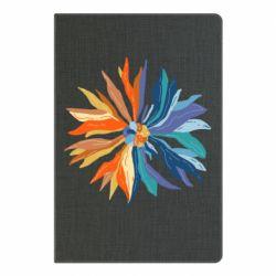 Блокнот А5 Flower coat of arms of Ukraine