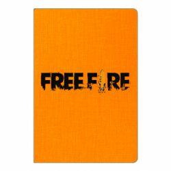 Блокнот А5 Free Fire spray