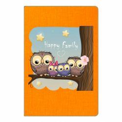 Блокнот А5 Happy family