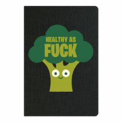 Блокнот А5 Healthy as fuck