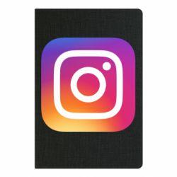 Блокнот А5 Instagram Logo Gradient