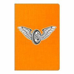 Блокнот А5 Колесо та крила