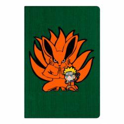 Блокнот А5 Kurama And Naruto