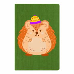 Блокнот А5 Little hedgehog in a hat