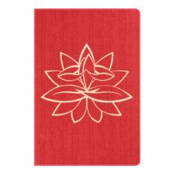 Блокнот А5 Lotus yoga