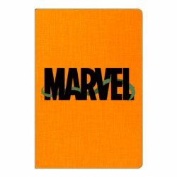 Блокнот А5 Marvel logo and vine