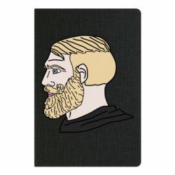 Блокнот А5 Meme Man Nordic Gamer
