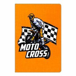 Блокнот А5 Motocross