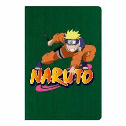 Блокнот А5 Naruto with logo