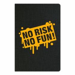 Блокнот А5 No Risk No Fun