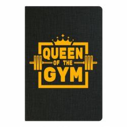Блокнот А5 Queen Of The Gym