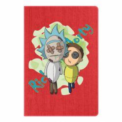 Блокнот А5 Rick and Morty voodoo doll