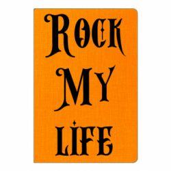 Блокнот А5 Rock my life