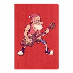 Блокнот А5 Rock'n'roll Santa