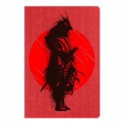 Блокнот А5 Samurai spray