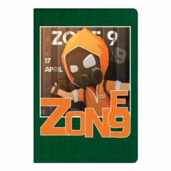 Блокнот А5 Standoff Zone 9
