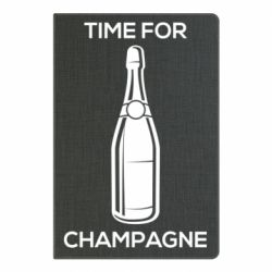 Блокнот А5 Time for champagne
