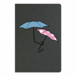 Блокнот А5 Umbrella love Color