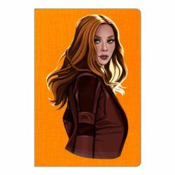 Блокнот А5 Vanda's portrait